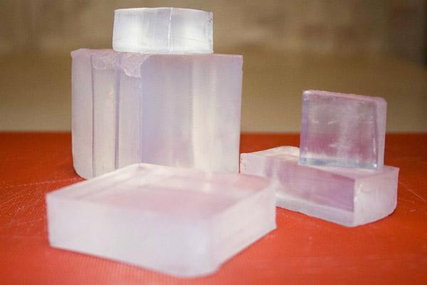Из чего сделать прозрачную основу для мыла в домашних условиях
